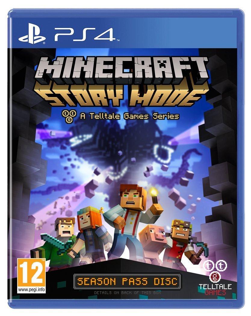 Minecraft: Story Mode - A Telltale Game sur PS4