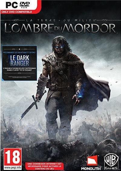 Selections de jeux consoles et PC en promo - Ex : La Terre du Milieu - L'Ombre du Mordor (version boîte)