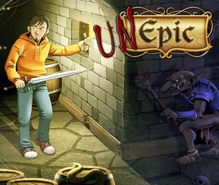 Sélection de jeux Wii U en promotion - Ex : UnEpic (Dématérialisé)