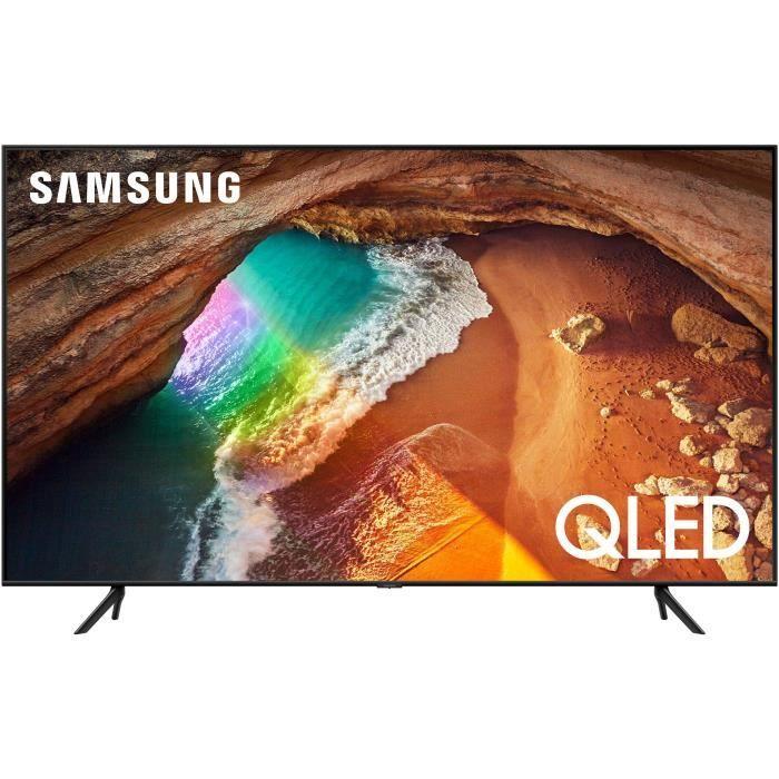 "TV QLED 50"" Samsung QE50Q6 - 4K UHD, Smart TV (vendeur tiers)"