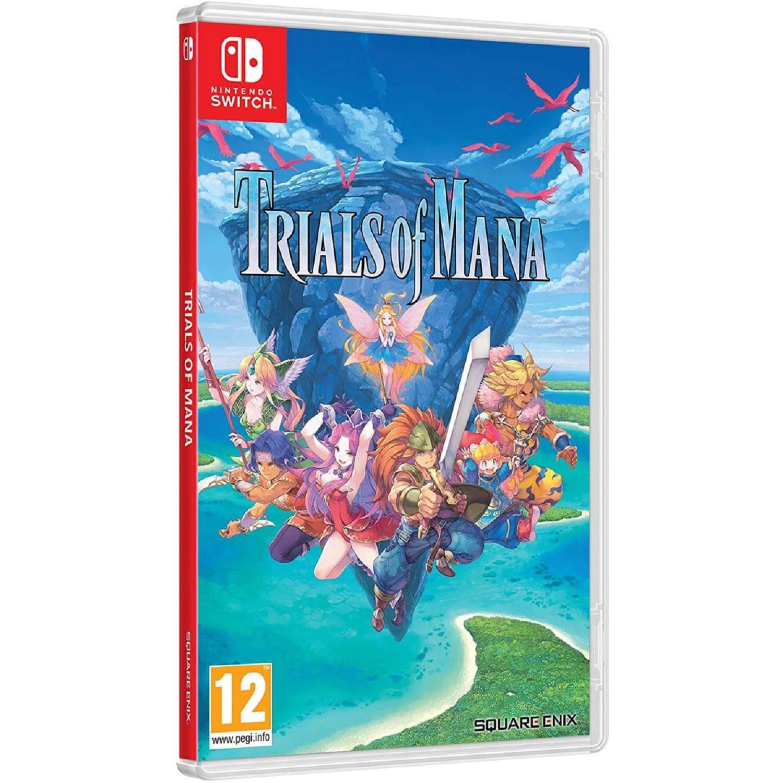 Trials of Mana sur Nintendo Switch