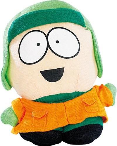 Peluche South Park - Hauteur 15 cm (Kyle, Cartman ou Kenny)