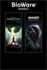 Pack de jeux BioWare : Mass Effect Andromeda + Dragon Age Inquisition (Dématérialisé, Xbox One)