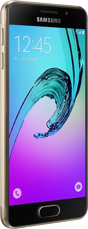 """Smartphone 4.7"""" Samsung Galaxy A3 (2016) - Or"""