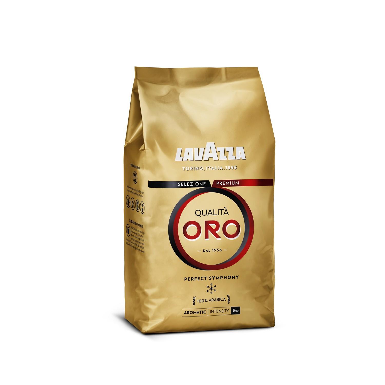 Sélection d'articles Lavazza en promotion - Ex : Lavazza Oro en Grains - 1 kg (via 4.58€ sur la carte fidélité)