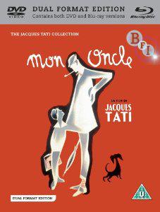 Mon oncle de Jacques Tati (Blu Ray/DVD)