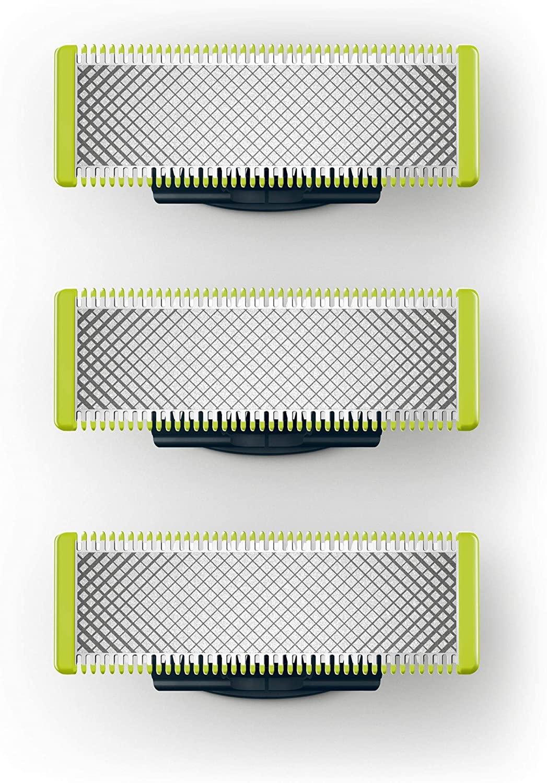 Pack de 3 Lames de Remplacement Philips OneBlade QP230/50
