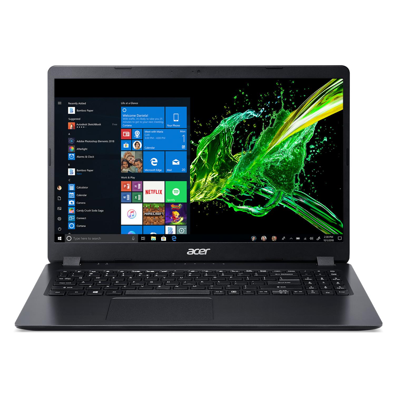 "PC Portable 15,6"" Acer A315-54-57VU - Full HD, Core i5-10210U, 8 Go RAM, 2 To HDD, Windows 10"