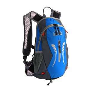Lestra Sac à dos vélo + pack hydratation Bleu/Anthracite 10L + 3 l