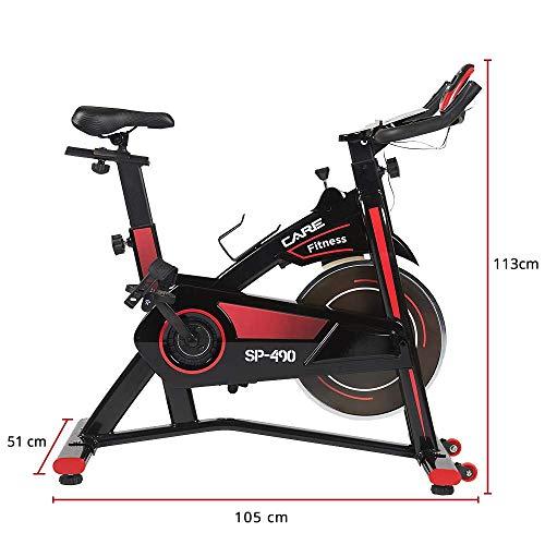Vélo d'Appartement Care Fitness Spibike SP-490