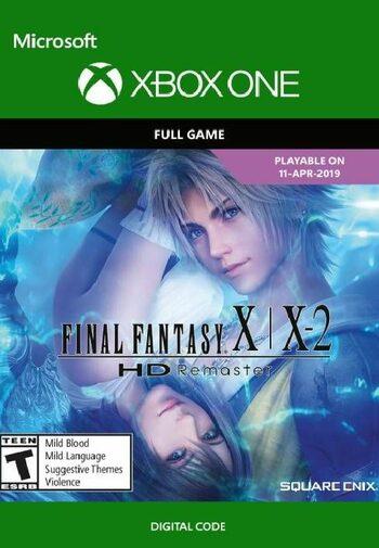 Final Fantasy X/X-2 Remaster sur Xbox One (Dématérialisé)