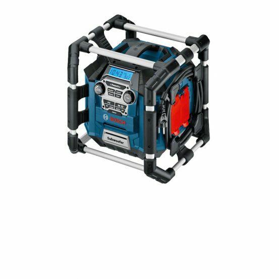 Radio Bosch Professional GML 20 Click & Go (sans batterie, ni chargeur)