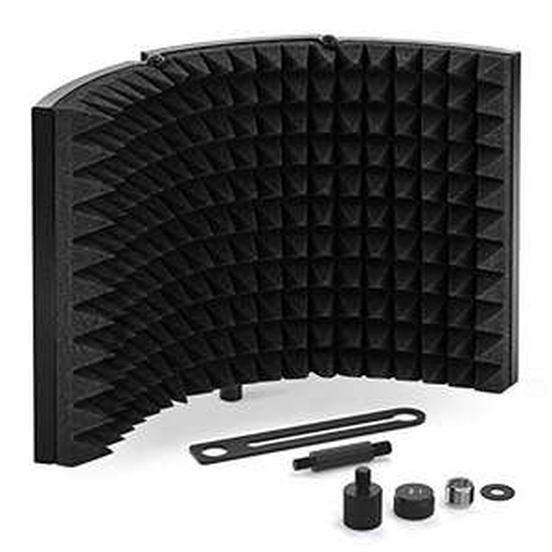 Bouclier d'isolation insonorisant pour microphone Tonor (vendeur tiers)
