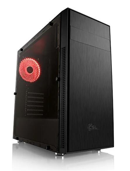 PC Gamer CSL Sprint 5706 - Ryzen 7 3700X, RTX 3080 TUF, 16 Go RAM, 500 Go SSD, Alim 700W 80+Gold, B450 TUF-Gaming, sans OS (1404€ avec 3600)