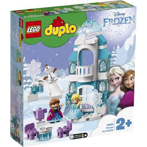 Jouet Lego Duplo (10899 ) - Le château de la Reine des neiges (Via 10€ sur la carte de fidélité)