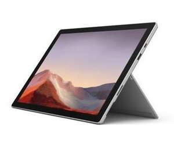 "PC Hybride Portable 12.3"" Microsoft Surface Pro 7 - i5-1035G4, 8 Go RAM, 128 Go SSD, Windows 10"