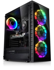 Tour PC Fixe - Ryzen 5 5600X, Asus RTX 3070 OC (8 Go) , 16 Go RAM (3200 Mhz), B550M-A, 1To SSD M.2, Alim 600W