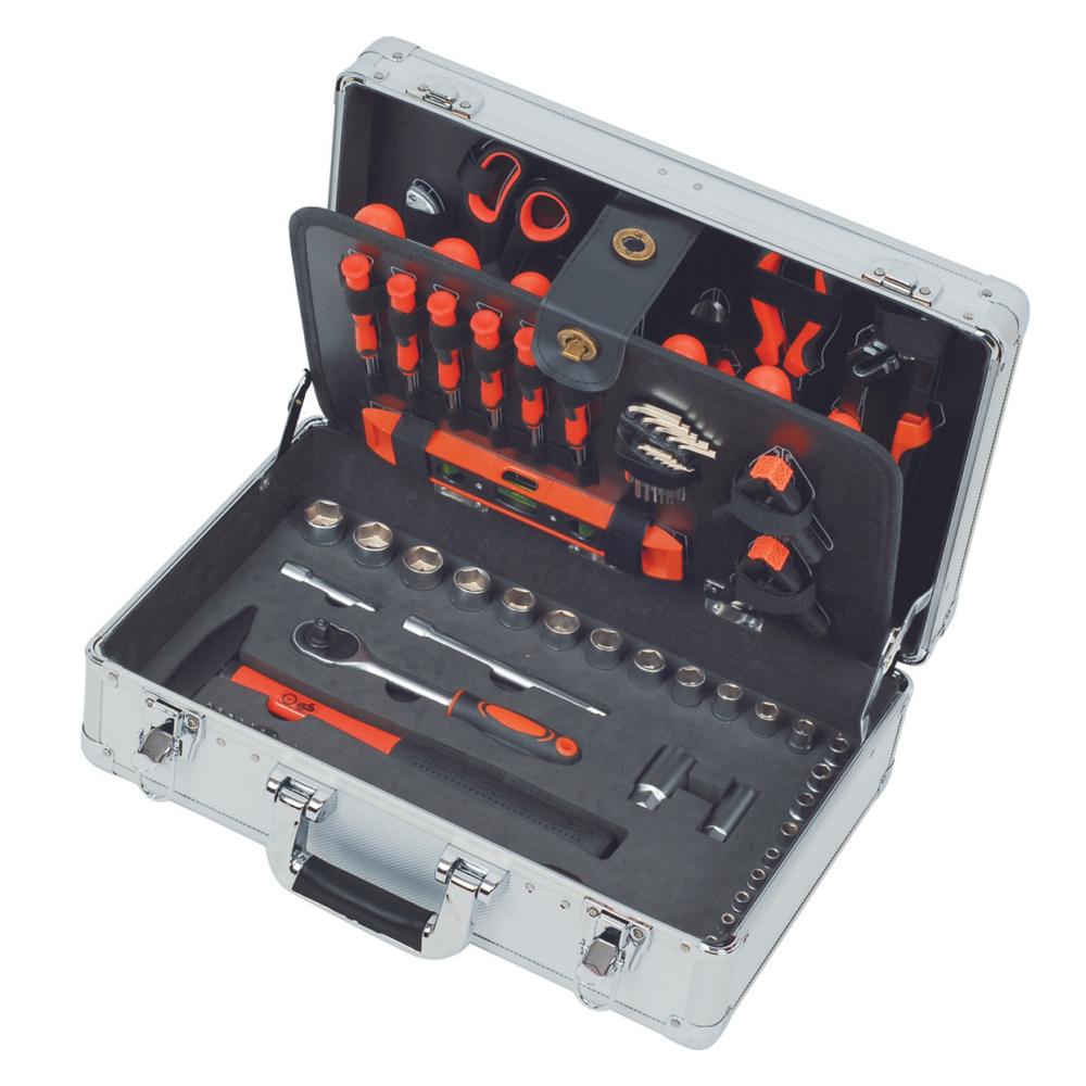 Boite à outils 120 pièces