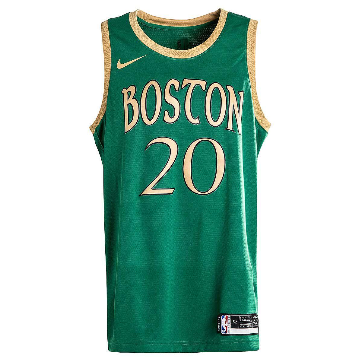 Maillot Nike NBA Swingman Hayward Boston Celtics 19 - Tailles 40 à 56