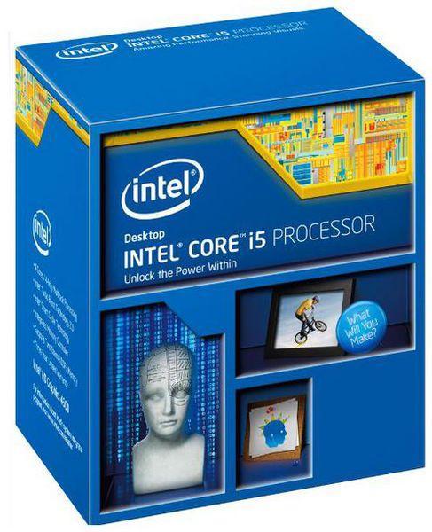 Processeur Core i5 4690K 3,5GHz - Socket 1150