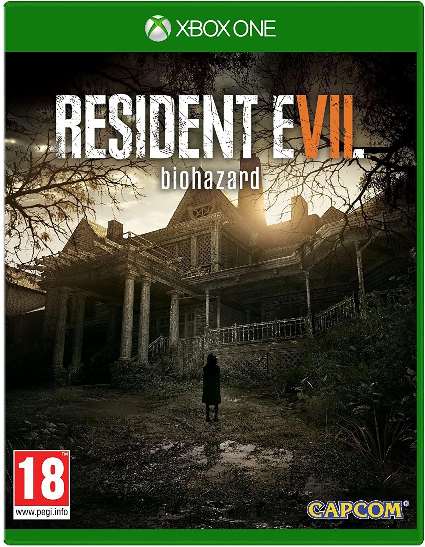 Resident Evil 7 : Biohazard sur Xbox One (Dématérialisé)