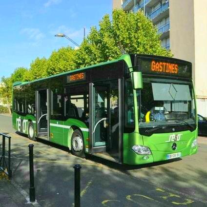 """Circulation Gratuite sur le Réseau de Bus Urbain """"Réso"""" - Sablé-sur-Sarthe (72)"""
