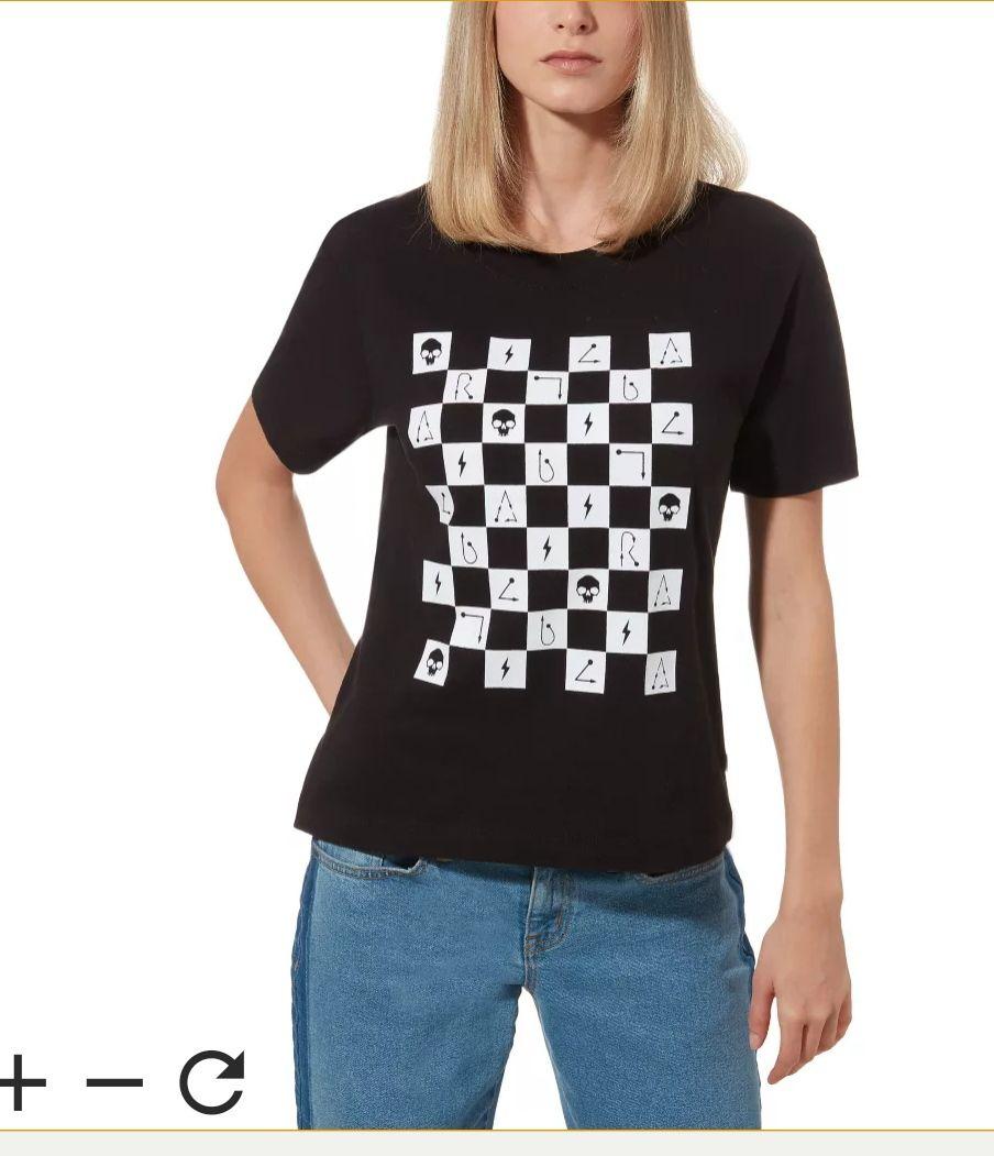 T-shirt Vans x Harry Potter Dark Arts Boxy VN0A47UIUXC - Tailles : XS, S ou M