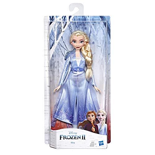 Poupee mannequin Princesse Disney La Reine des Neiges 2 - - 27cm