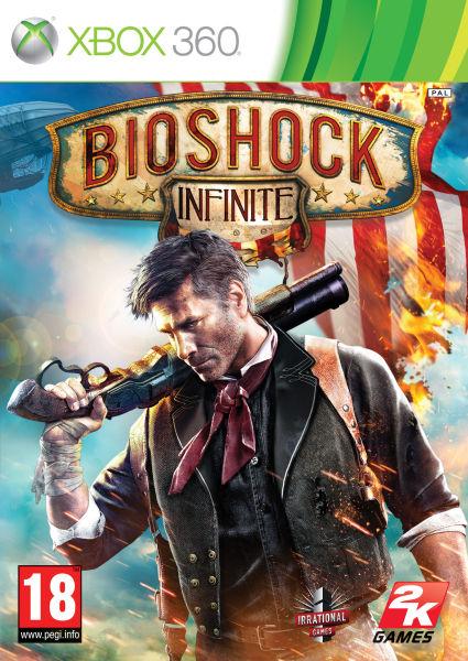 Bioshock Infinite sur XBOX 360