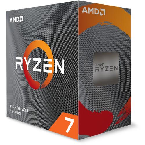 Processeur AMD Ryzen 7 3800XT (3.9GHz) + Far cry 6 offert