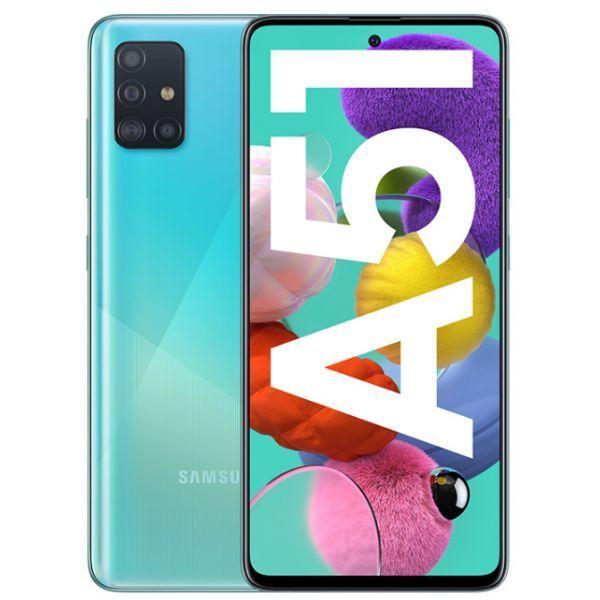 "Smartphone 6.5"" Samsung Galaxy A51 - 6 Go de Ram, 128Go de Rom (+ 11.66€ en Rakuten Points)"