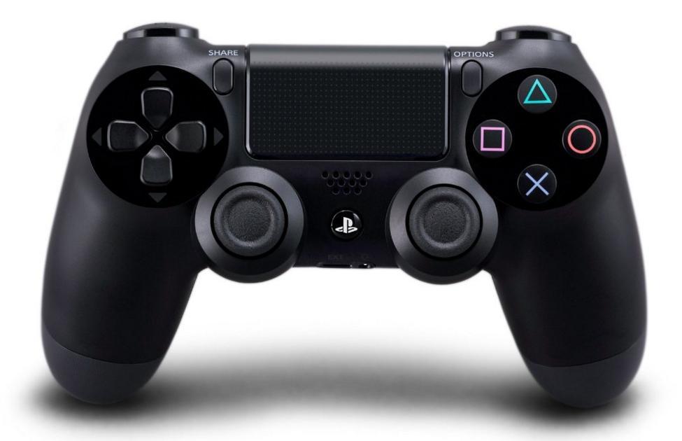 Manette DualShock 4 pour PS4 - Noir
