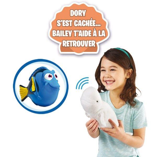 Figurine et peluche Le Monde de Dory : Dory Joue à cache-cache