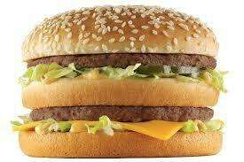 Hamburger Big mac