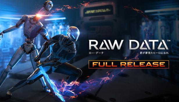 Jeu Raw Data sur PC (Dématérialisé)