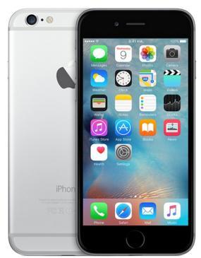 Sélection de Smartphones Apple en promo - Ex :  Smartphone Apple iPhone 6s Silver ou Space Grey - 16 Go