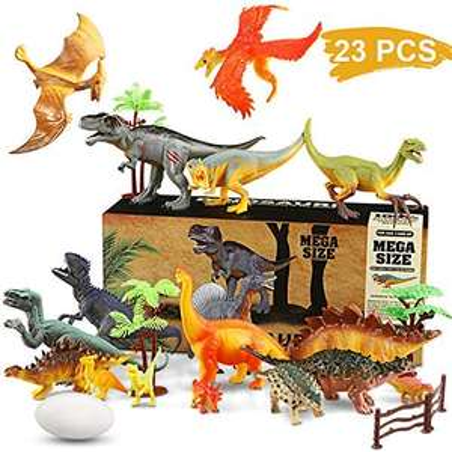 23 jouets dinosaures Wostoo (vendeur tiers)