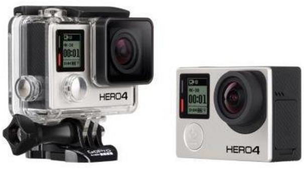 Caméra sportive Go Pro Hero 4 Black