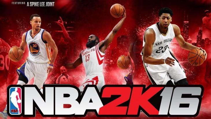Jeu NBA 2K16 sur PC (Dématérialisé - Steam)