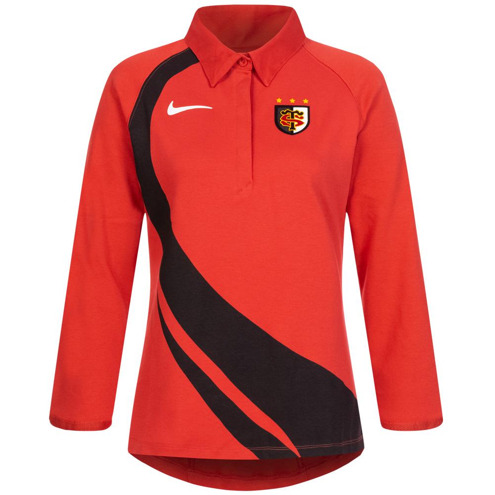 Maillot de rugby Stade Toulousain Nike Femmes - Tailles XS à XL (Frais de port inclus)