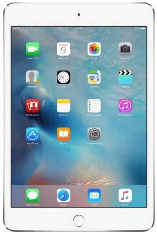 "Tablette 7.9"" Apple iPad Mini 3 - 128Go, Cellular 4G, Gris silver"