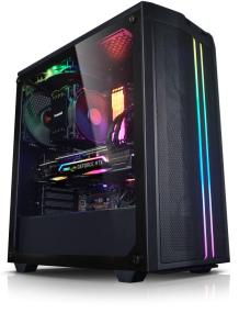 Tour PC Fixe - Ryzen 5 5600X, Asus TUF RTX 3080 OC (10 Go) , 16 Go RAM (3200 Mhz), B550M-A, 1To SSD M.2, Alim Corsair 750W 80+ Gold
