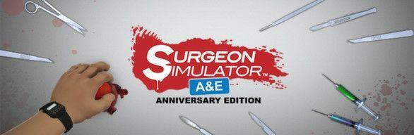 Jeu Surgeon simulator sur PC - Anniversary edition (Dématérialisé - Steam)