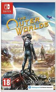 The Outer Worlds sur Nintendo Switch