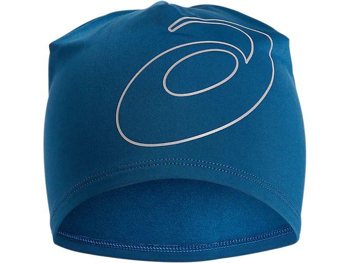Bonnet Running Asics - Logo