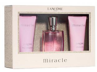 Coffret Lancôme Miracle