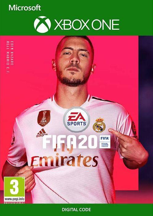 FIFA 20 sur Xbox One (Dématérialisé - Compte UK)