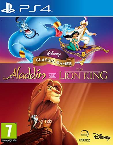 Jeu Disney Classic Games - Aladdin and The Lion King sur PS4 et Xbox One