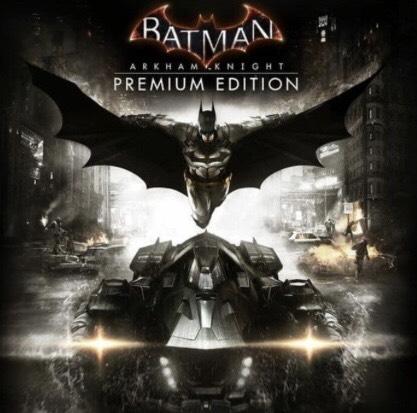 Batman: Arkham Knight (Premium Edition) sur PC (Dématérialisé - Steam)