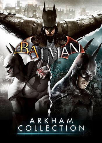Jeu Batman: Arkham Collection sur PC (Dématérialisé, Steam)